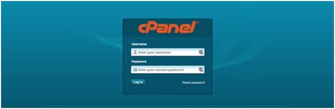 cpanel login in HostGator Web Hosting